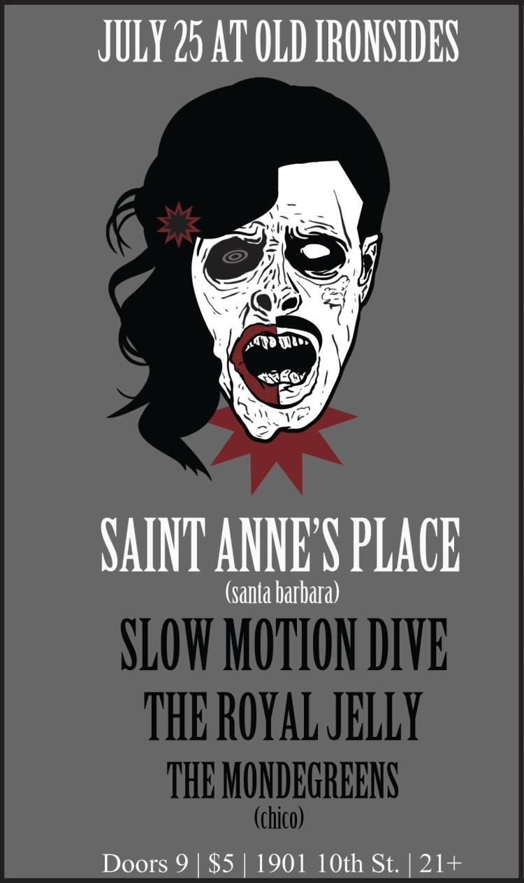 'Slow Motion Dive' - 7/25/2013